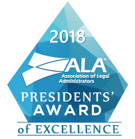 2018 ALA Award of Excellence